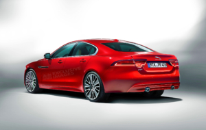 Jaguar XE 2017 Widescreen