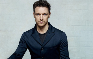 James McAvoy HD Background