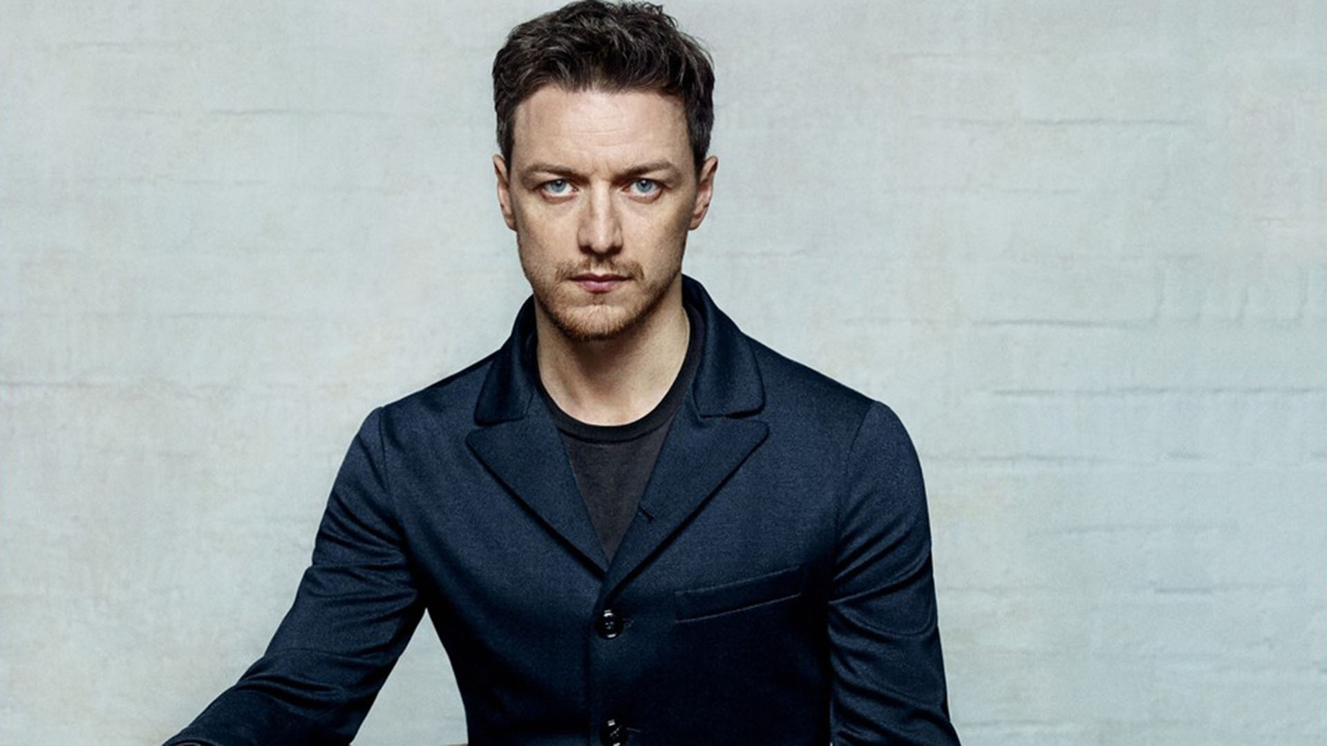 James McAvoy HD Backgr...
