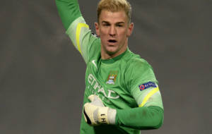 Joe Hart Computer Wallpaper