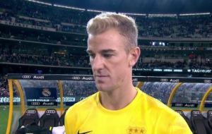 Joe Hart HD Deskto