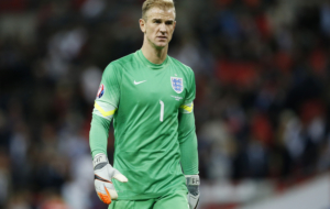 Joe Hart HD Wallpaper