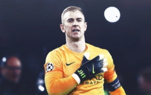 Joe Hart High Definition