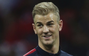 Joe Hart Photos