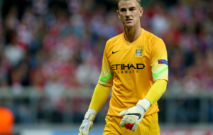 Joe Hart Pictures
