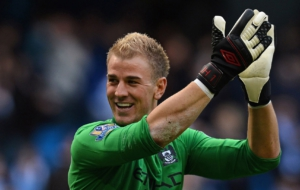 Joe Hart Wallpapers HD