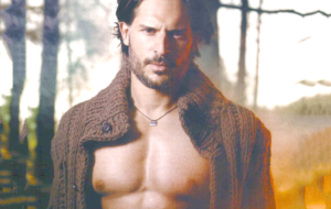 Joe Manganiello Background
