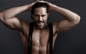 Joe Manganiello Deskto