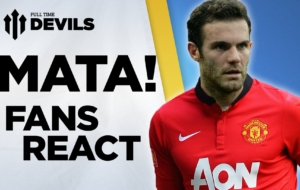 Juan Mata Widescreen