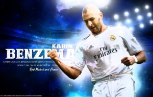 Karim Benzema Wallpapers HD