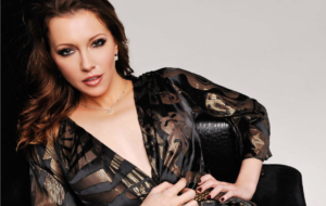 Katie Cassidy HD Background