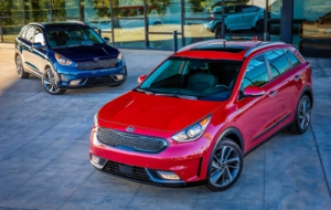 Kia Niro 2017 HD Wallpaper