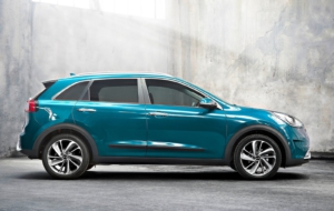 Kia Niro 2017 High Definition