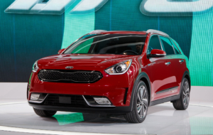 Kia Niro 2017 High Definition Wallpapers