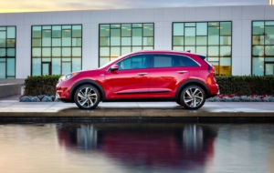 Kia Niro 2017 High Quality Wallpapers
