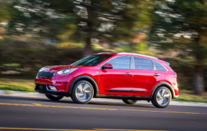 Kia Niro 2017 Photos