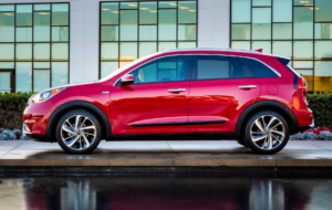Kia Niro 2017 Wallpapers HD