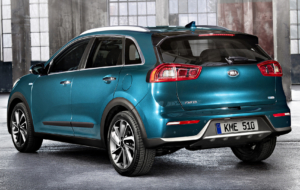 Kia Niro 2017 Full HD
