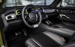 Kia Telluride 2017 HD Background