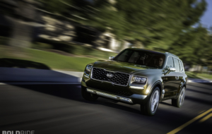 Kia Telluride 2017 High Quality Wallpapers