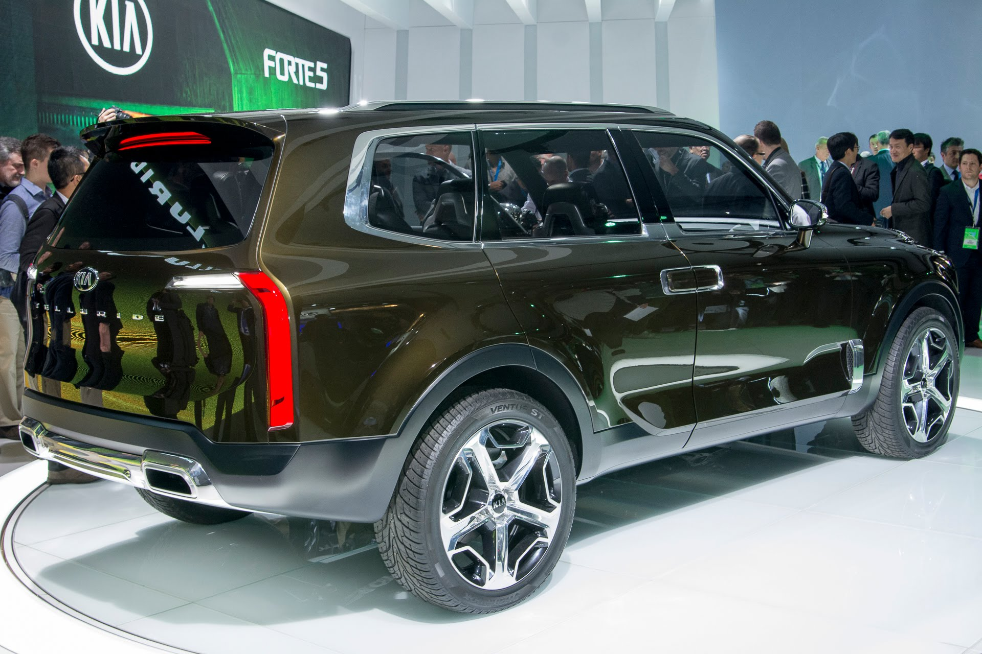 Kia Telluride 2017 HD Wallpapers