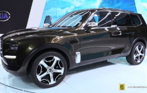 Kia Telluride 2017 Photos