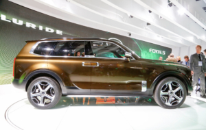 Kia Telluride 2017 Wallpapers HD
