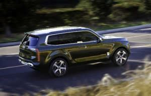 Kia Telluride 2017 For Desktop