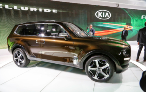 Kia Telluride 2017 Full HD