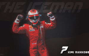 Kimi Raikkonen HD Wallpaper