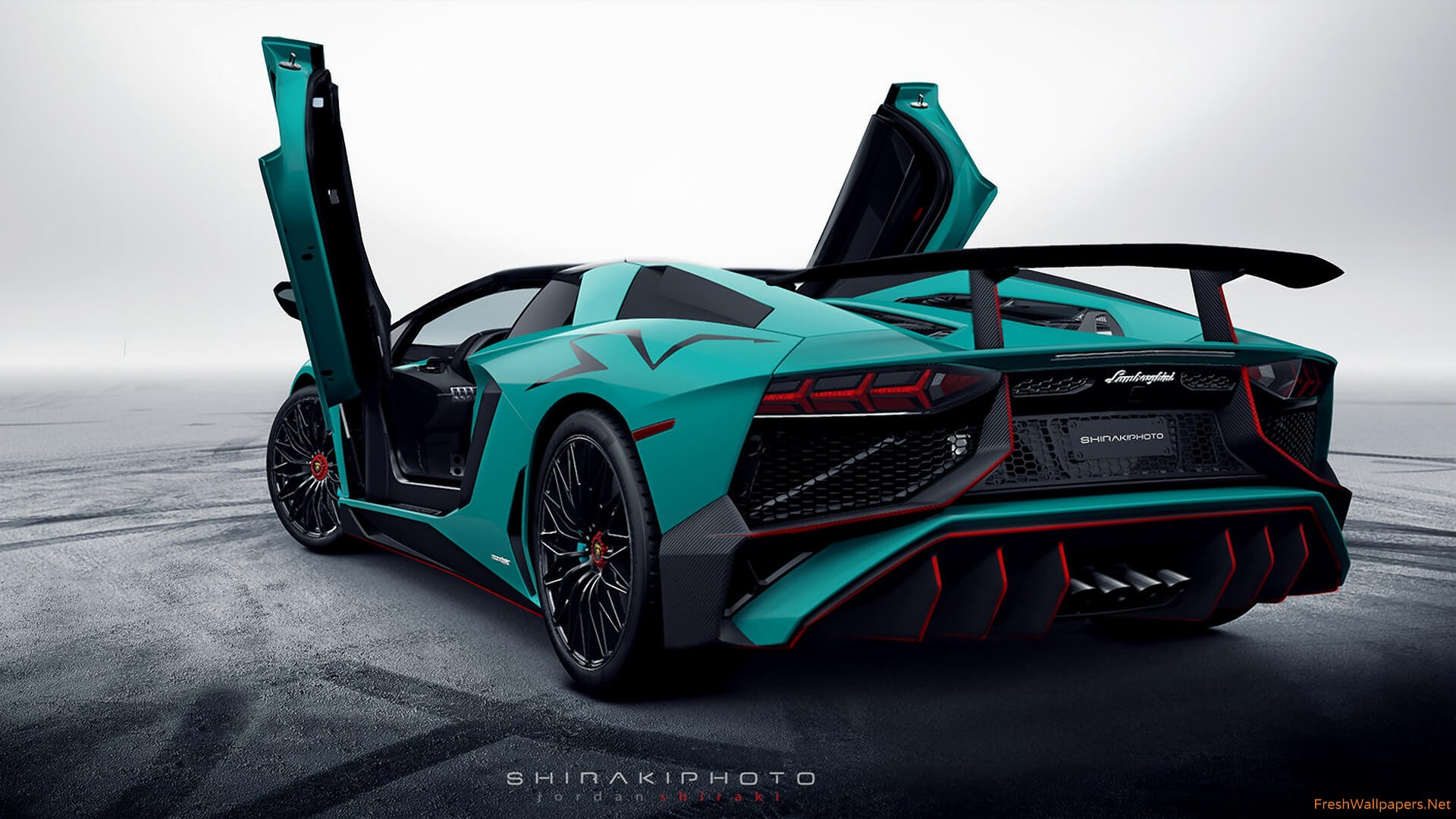 lamborghini aventador sv wallpapers hd