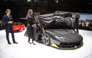 Lamborghini Centenario 2017 High Definition Wallpapers