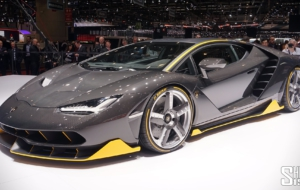 Lamborghini Centenario 2017 High Quality Wallpapers