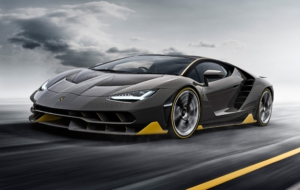Lamborghini Centenario 2017 Wallpapers HD