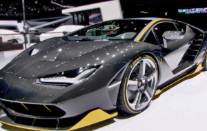 Lamborghini Centenario 2017 For Desktop