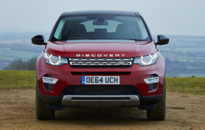 Land Rover Discovery Sport HD