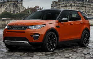 Land Rover Discovery Sport HD Wallpaper