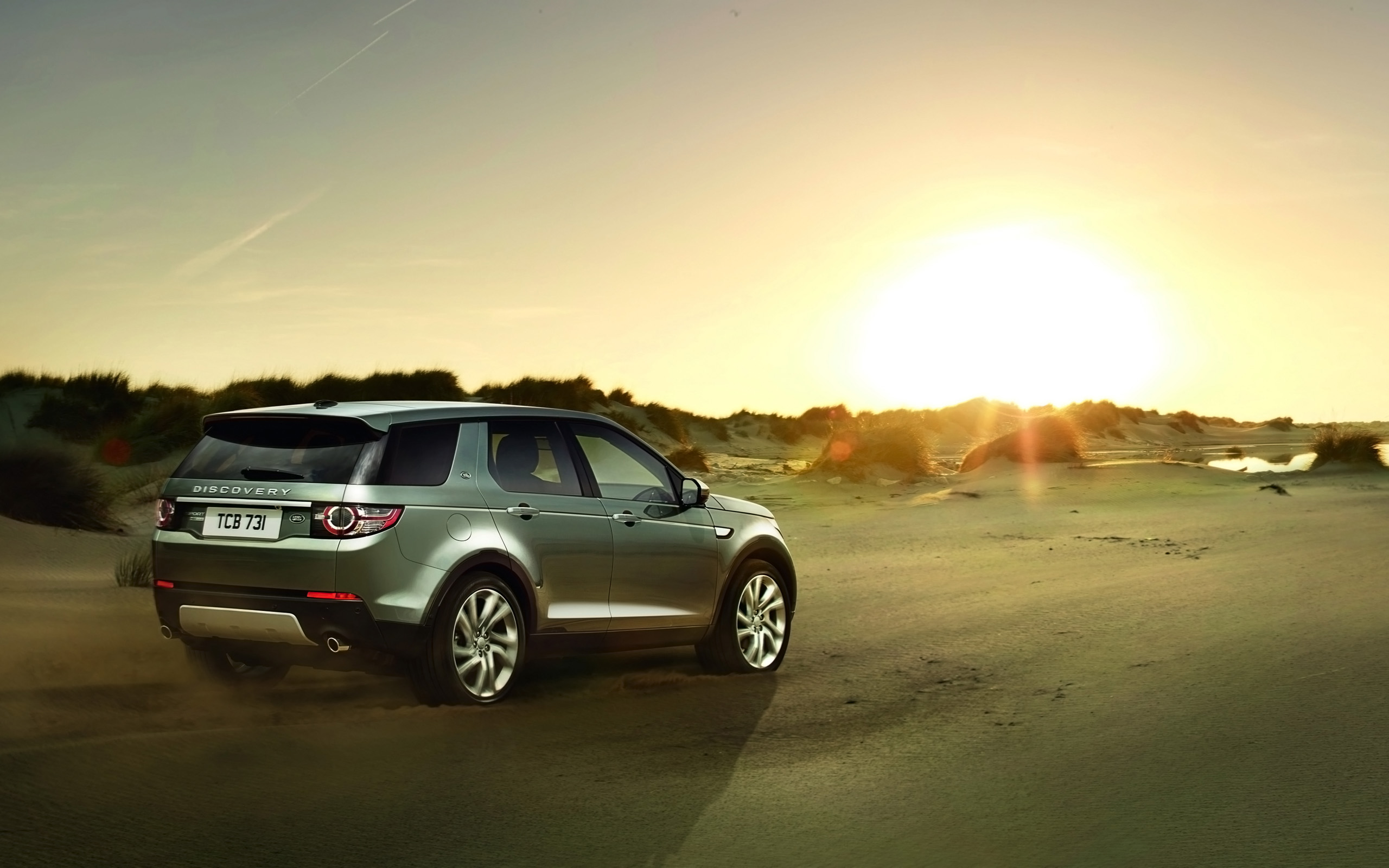 Sport Wallpaper Land Rovers: Land Rover Discovery Sport HD Wallpapers