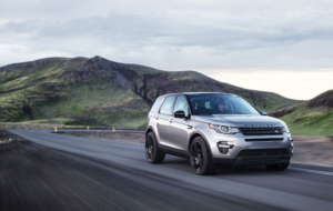 Land Rover Discovery Sport Wallpapers HD