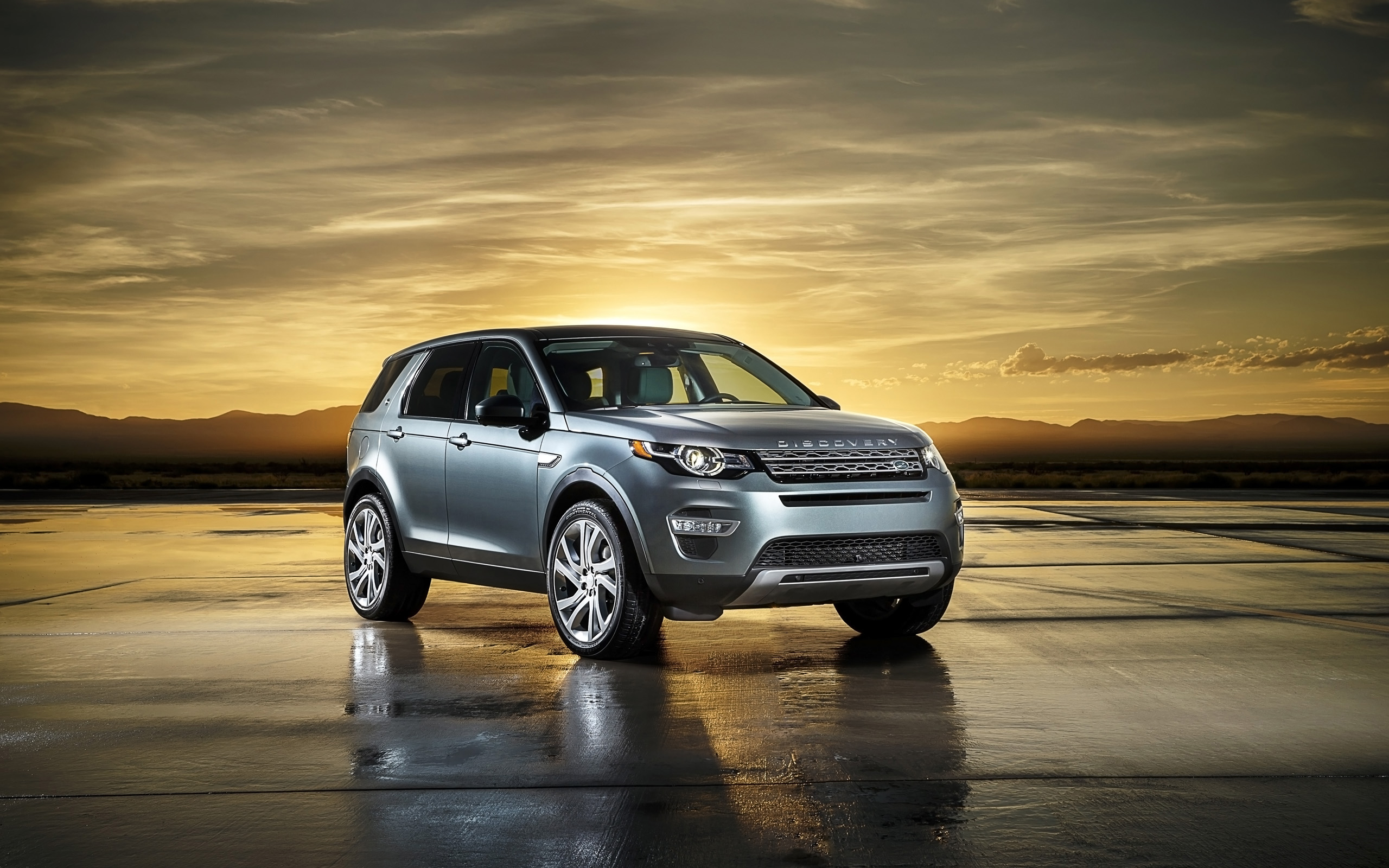 Land Rover Discovery Sport Hd Wallpapers