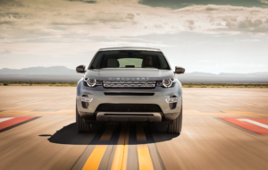 Land Rover Discovery Sport Widescreen