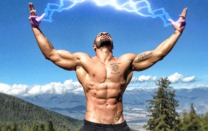 Lazar Angelov Background