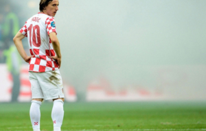 Luka Modric Background
