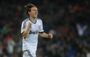 Luka Modric HD Wallpaper