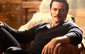 Luke Evans High Definition Wallpapers