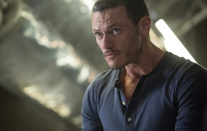 Luke Evans Photos