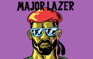 Major Lazer Computer Wallpaper