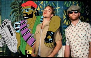 Major Lazer HD Background