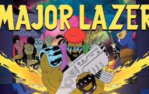 Major Lazer Images