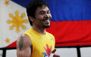 Manny Pacquiao HD Background
